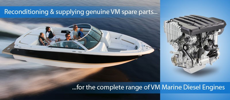 VM Marine Engines
